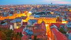 Croatia city view