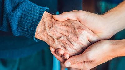 Caring for the elderly help state aid