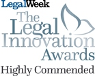 legal week innoovation awards