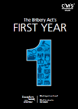 Bribery Act- 1 year on