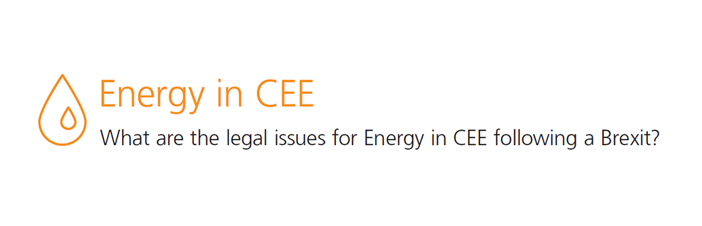 Energy in CEE