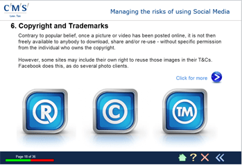 Copyright and trademarks
