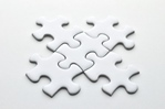 Jigsaw pieces image